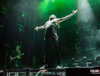 Tour: Thy Art Is Murder – Human Target Tour 2020