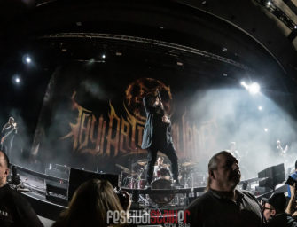 Tour: Thy Art is Murder