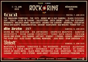 ROCK AM RING - NEUE BANDS