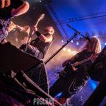Fotos: BRAINSTORM, MOB RULES, GLORYFUL - ClubCann, Stuttgart