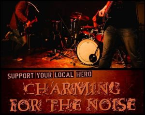 Charming for the Noise Festival 2019