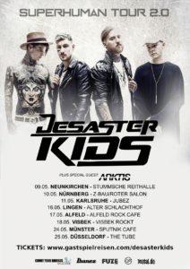 Video+Tour:  DESASTERKIDS