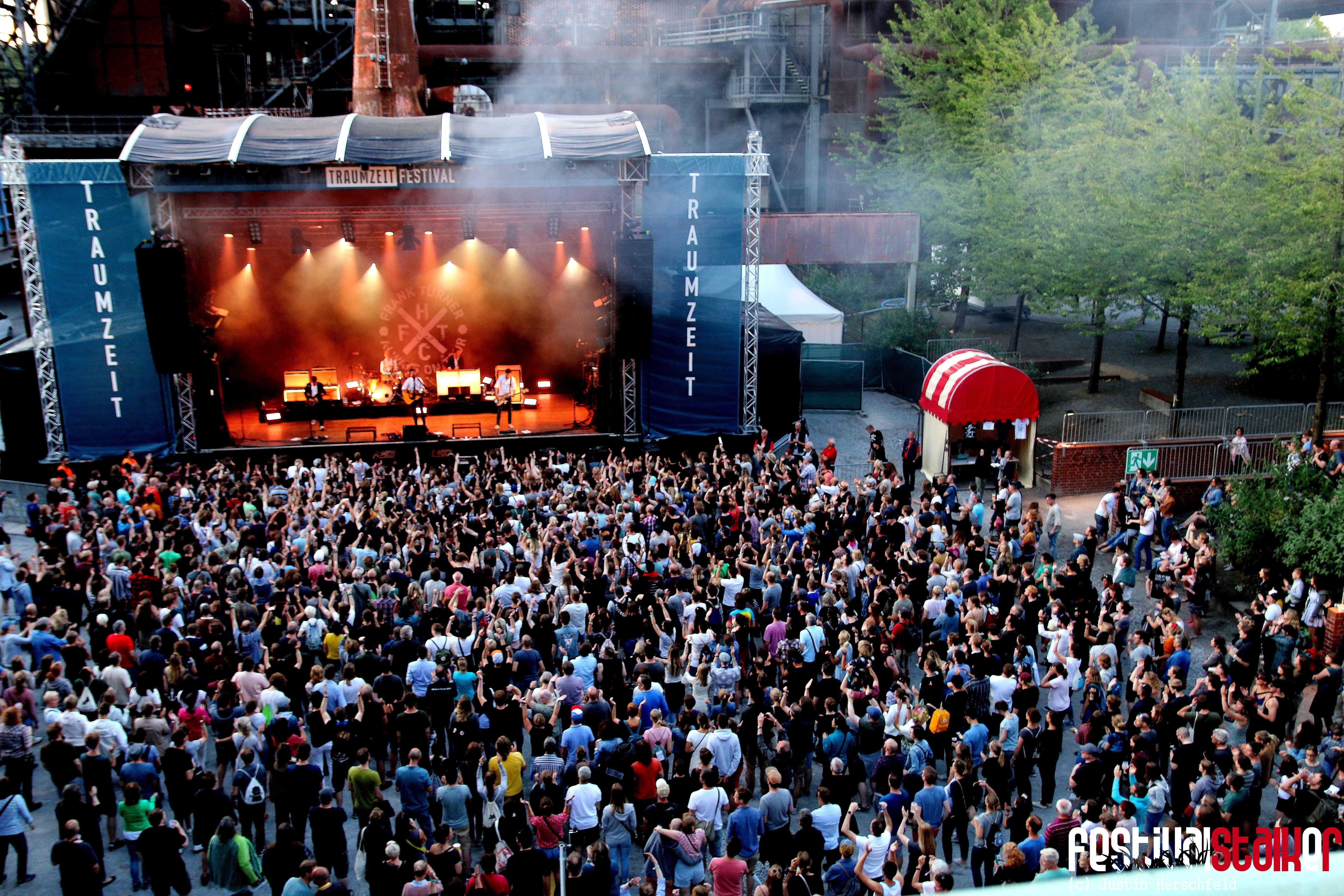 Das Traumzeit Festival in Duisburg wird auch 2020 wieder Bunt