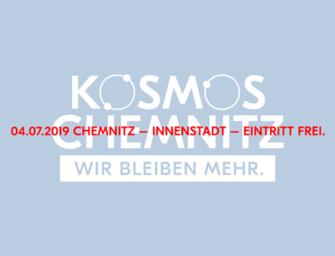Kosmos Chemnitz – #wirbleibenmehr