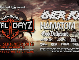 Metaldayz Hamburg 2019