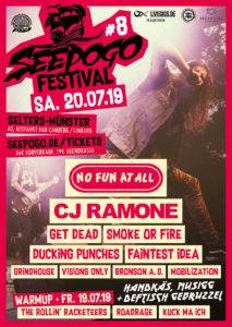 FS EMPFIEHLT: SEEPOGO FESTIVAL 2019