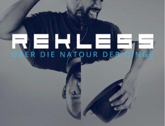 Roger Rekless – Tour 2019