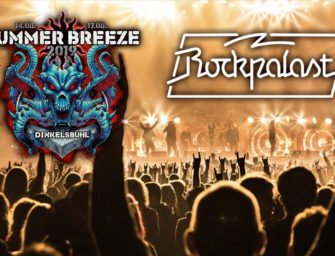 Summer Breeze 2019 -Livestream am Freitag 16.08.2019