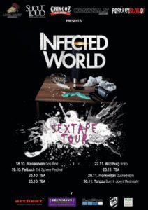 FS präsentiert: Infected World - Sextape Tour 2019