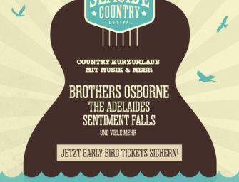 News: Seaside Country Festival 2020