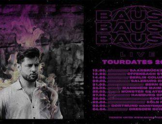 News: Bausa Tour 2020