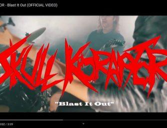 Video: SKULL KORAPTOR – Blast It Out