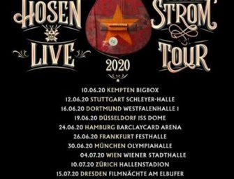 Tour: Die Toten Hosen – Alles ohne Strom