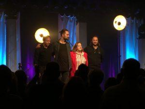 Konzertreview: Kathy Kelly 15. Oktober 2019 in Leipzig