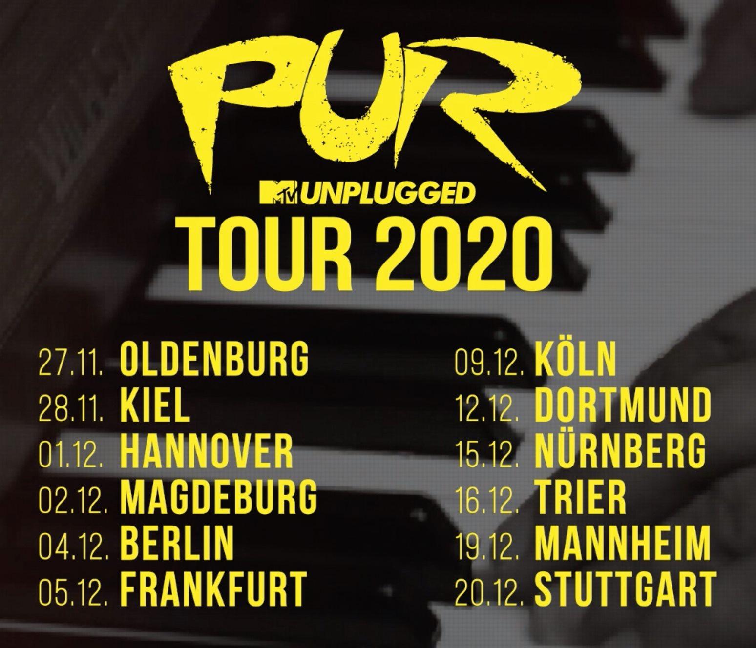 Pur Tickets Mannheim