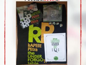 Gewinnspiel – Kapelle Petra Merch Paket
