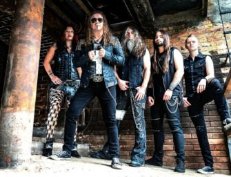 Tour: MYSTIC PROPHECY – Metal Division Release Tour 2020
