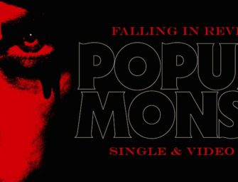 "News: Falling In Reverse – Neuer Song ""Popular Monster"""