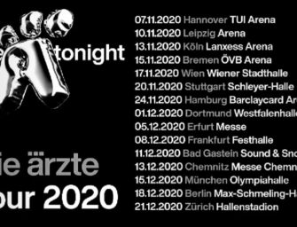 Die Ärzte – In the Ä tonight Tour