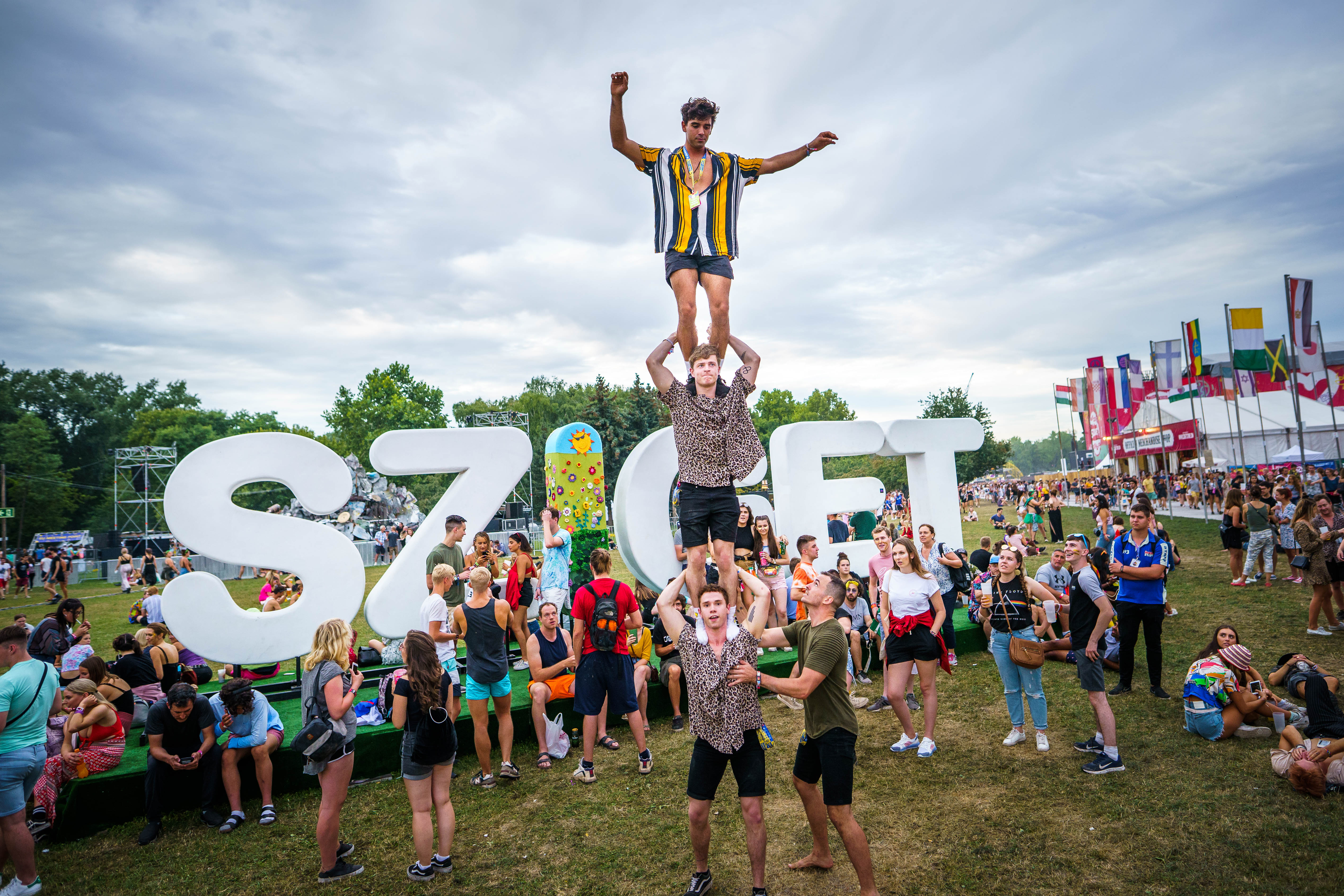 Festival: SZIGET FESTIVAL 2020 - Vorverkauf startet am Donnerstag, 14. November um 12 Uhr