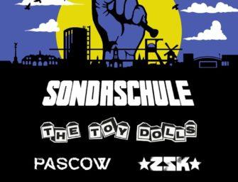 Festival: Punk im Pott bestätigt weitere Bands