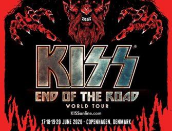 Festival: Copenhell gibt erneut Bands bekannt: KISS, Opeth u.vm.