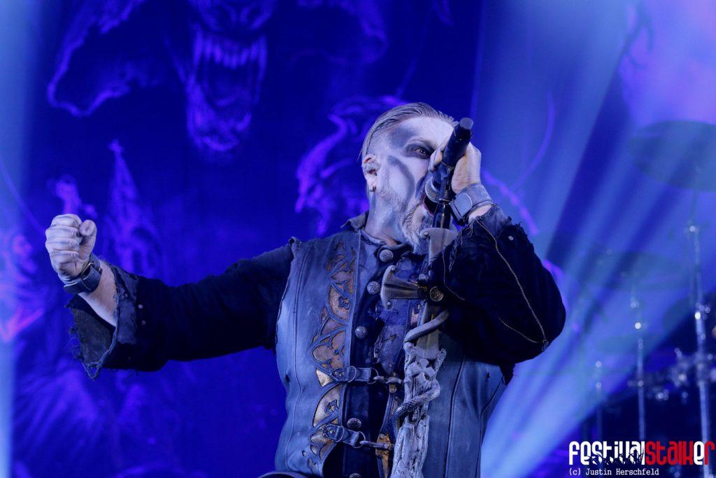 Powerwolf Konzert 2021