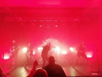 Konzertreview: Killswitch Engage, Revocation, Tenside – Nürnberg