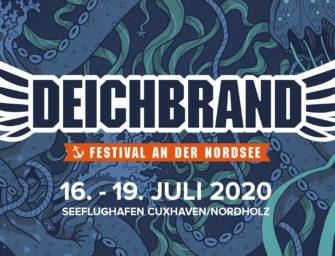 Neue Bandwelle beim Deichbrand Festival 2020