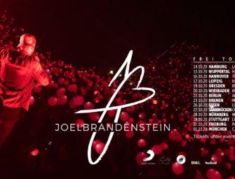 Joel Brandenstein geht 2020 auf 'Frei Tour'