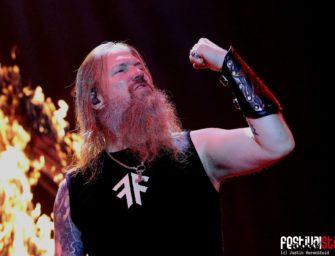 Amon Amarth auf Beserker-Tour in Oberhausen – Fotos