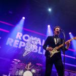 Royal Republic und Blackout Problems, Zenith, München - Fotos