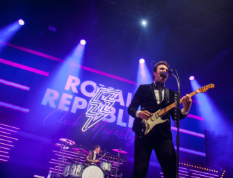 Royal Republic und Blackout Problems, Zenith München – Review