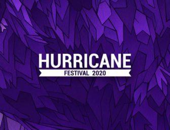 Bands und Spieltage beim Hurricane