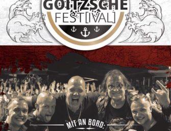 Das Goitzsche Festival auf der Halbinsel Pouch