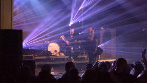 Goitzsche Front starteten ihre OSTGOLD Tour in Magdeburg