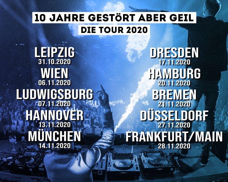 Gestört Aber Geil Hannover