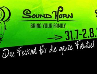 Festivalstalker kooperiert mit dem SoundHorn Festival