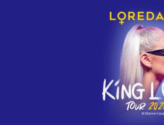 Loredana auf King Lori Tour