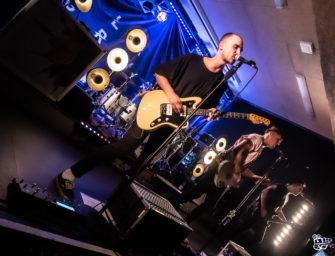 Flash Forward starteten ihr Konzertjahr im Substagecafé in Karlsruhe – Fotos