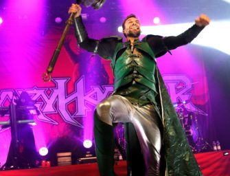 The Biggest Headliner Show from Gloryhammer at Oberhausen – Fotos