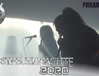 Frostfeuernächte – Metal im Winter 2020