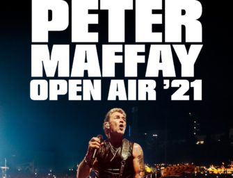 Auch 2021 geht Peter Maffay auf Jubiläumstour