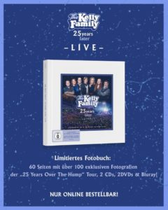 Neues Live-Album von The Kelly Family