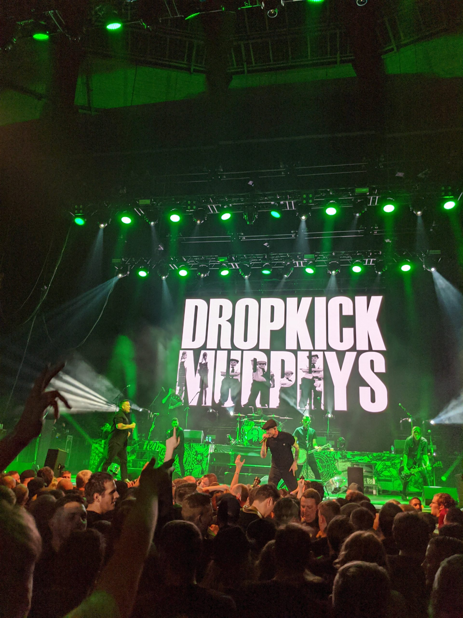 Dropkick Murphys & Frank Turner -  Party im Doppelpack in Dortmund