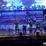 Sabaton auf the great tour in Oberhausen - Fotos