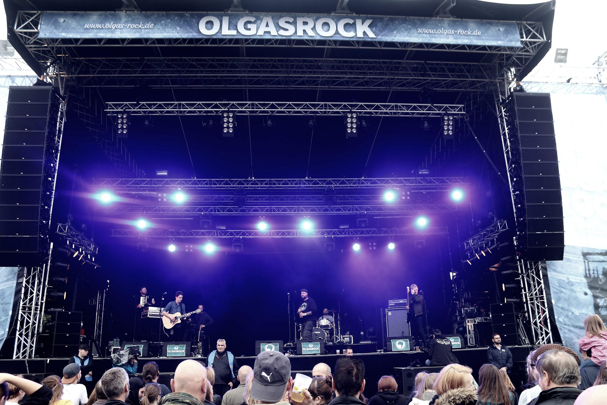 Olgas-Rock Festival 07. & 08. August 2020 in Oberhausen