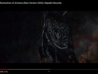 Powerwolf veröffentlichen eine neue Version von Werewolves of Armenia