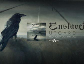 Enslaved geben das Datum für Ihr neues Album bekannt