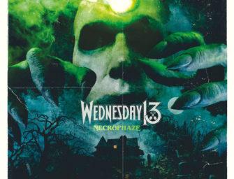 Wednesday 13 veröffentlichen neues Lyric Video zu The Hearse